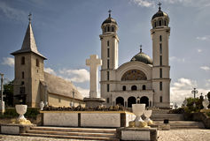 Ghelari church Royalty Free Stock Image