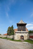 Ghelinta Fortified Church Royalty Free Stock Photography