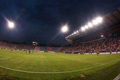 Ghencea Stadion stockfoto