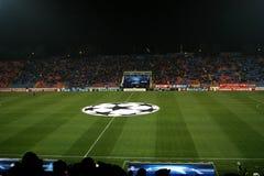 Ghencea Stadion stockfotos