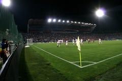Ghencea Stadium Royalty Free Stock Photography
