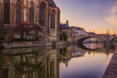 Ghent - Afternoon Stock Images