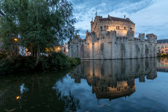 Ghent Royalty Free Stock Photo