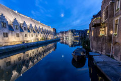 Ghent Royalty Free Stock Photos