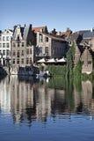 Ghent, Belgium Stock Photography