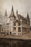 Ghent, Belgium Royalty Free Stock Photography