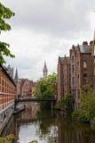 Ghent, Belgium Royalty Free Stock Image