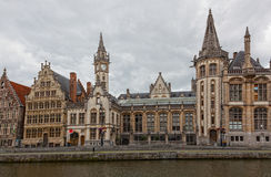 Ghent, Belgium Stock Photos