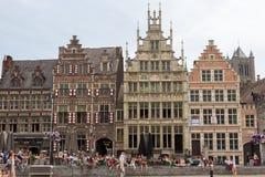 Ghent Belgium Stock Photo