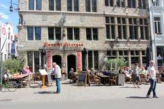 Ghent, Belgium Royalty Free Stock Photo