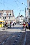 Ghent, Belgium Royalty Free Stock Photos