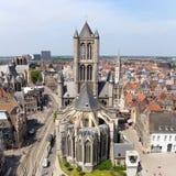 Ghent Belgium Royalty Free Stock Photo