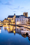 Ghent Belgium. Royalty Free Stock Photography