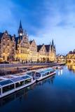 Ghent Belgium. Royalty Free Stock Photo