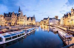 Ghent Belgium Stock Images