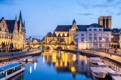 Ghent Belgium Royalty Free Stock Image