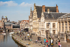 Ghent Stock Photos