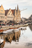 Ghent Stock Photography