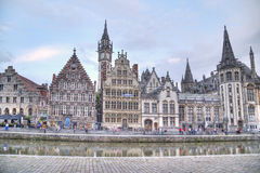 GHENT, BELGIUM Royalty Free Stock Image