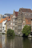 Ghent Canal Stock Photos