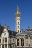 Ghent Clocktower Royalty Free Stock Photography