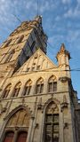 Ghent em Bélgica Fotografia de Stock