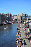 Ghent Festival Royalty Free Stock Photography