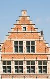 Ghent house Stock Photos