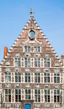 Ghent house Stock Photography