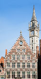 Ghent house Royalty Free Stock Image