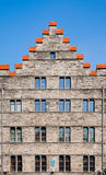 Ghent house Royalty Free Stock Photo