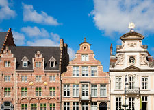 Ghent houses Stock Images