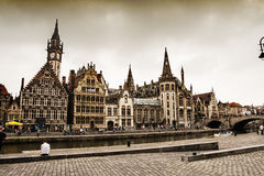 Ghent Stock Photo