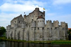 Ghent Royalty Free Stock Photography