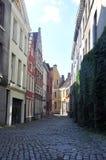 Ghent street Royalty Free Stock Photos