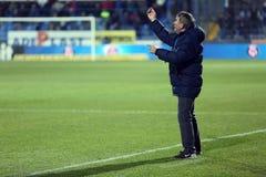 Gheorghe Hagi trener Obrazy Stock
