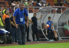 Gheorghe Hagi Stock Images