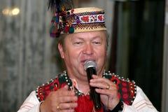 Gheorghe Turda Arkivbild