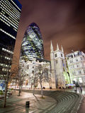 Gherkin Royalty Free Stock Image
