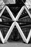 Gherkin Royalty Free Stock Photography