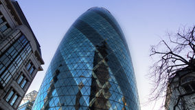 The Gherkin Royalty Free Stock Image