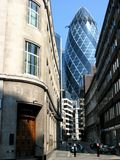 Gherkin, London Stock Photo