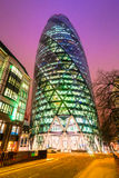 The Gherkin, London, UK. Stock Photo