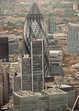 The Gherkin in London Stock Image