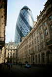 Gherkin Skyscraper Stock Photos