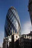The Gherkin tower Stock Photo