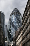 The Gherkin Tower Stock Image
