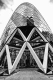 The Gherkin tower Royalty Free Stock Photography