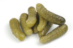 Gherkin Royalty Free Stock Images