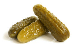 Gherkins Stock Images